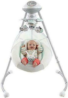 Fisher Price CHM78 Deluxe Baby Swing - Moonlight Meadow