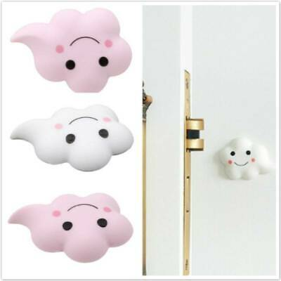 Cartoon Door Crash Handle Pad Furniture Stopper Baby Anti-Collision Pad ONE