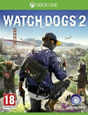 WATCH DOGS 2 - Xbox One. Read Description (No CD/KEY)