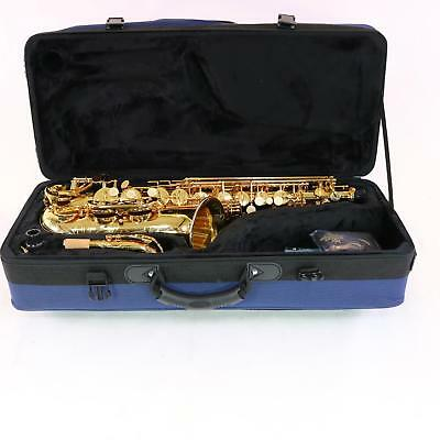 Buffet Model 400 Professional Alto Saxophone in Gold Lacquer MINT CONDITION
