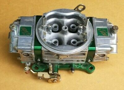Quick Fuel Q-750-E85 Q-Series Carburetor, 750 CFM, Drag Race E85 Holley 4150
