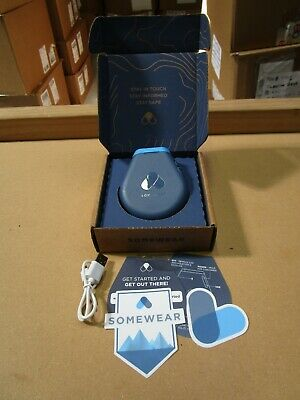 Somewear Global Satellite Communication Cell Phone Mobile Hotspot Text Device
