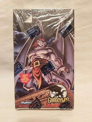 Gargoyles series 2 , SkyBox , sealed box of 48 packs