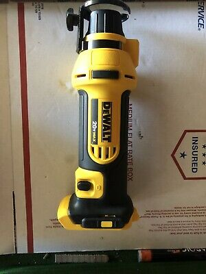 DEWALT DCS551B Drywall 20V Max Cut Out Tool, BARE TOOL ONLY  Open Box