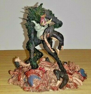 2006 SOTA Toys Nightmares of HP Lovecraft Ghoul Pickmans Model Figure Cthulhu