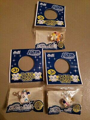 Japan Hamtaro The Mysterious Ogre's Picture Book Tower movie promo figure charms