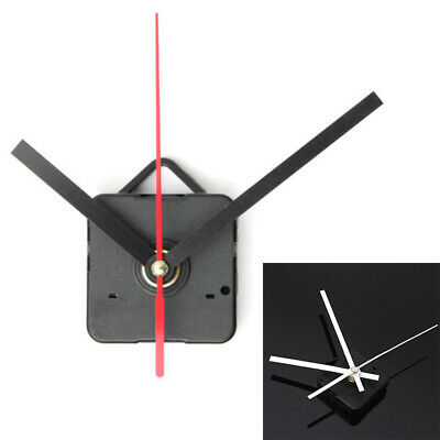UK Quiet Quartz Wall Clock Movement Mechanism DIY Repair Parts Kits Short Shafts
