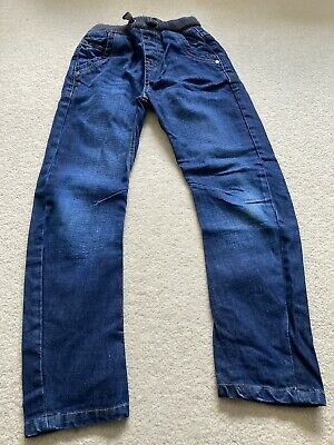 Boys Jeans M&S Age 7-8 Years Worn Once Good Condition