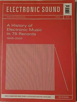Electronic Sound Magazine 2020 # 65 = History Of Music In 75 Records 1945-2020
