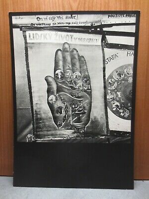 Jindrich Styrsky - Days -1935/1975 - silver gelatin photos -very nice condition