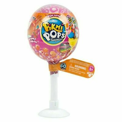 Pikmi Pops Surprise Series 3 Medium Lollipop 2 Scented +  4 Surprise's