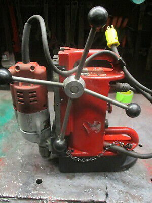 Milwaukee Magnetic Drill & Stand