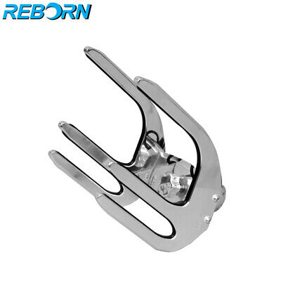 Reborn Pro QR Water Ski Wakeboard Tower Rack Polished-Installab At Any Angle