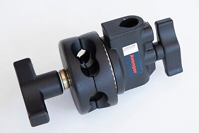 "Manfrotto Avenger D200B 2 1/2 "" Multi Purpose Grip Head. Used, good condition."