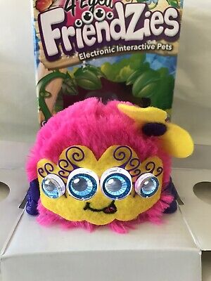 Electronic Interactive Pets 4 Eyed Friendzies by Top Secret Toys Age 4+