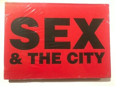 Miquelrius Fabric Boardbound Address Boo  5x8 - Sex & the City