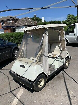 Golf Buggie Buggy Yamaha Sell Complete Can Make Into Go Cart