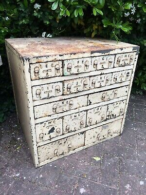Engineer Store Drawer Cabinet