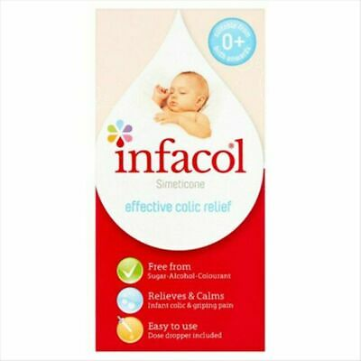 Infacol Colic Pain Relief Oral Suspension Drops 55ml