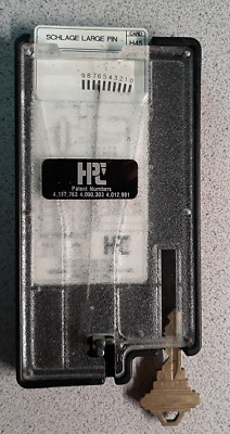 Locksmith Tools - HPC Key Decoder