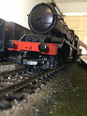 """OO Gauge Hornby  R070 GWR  King Class """"King George V"""" Excellent Cond"""