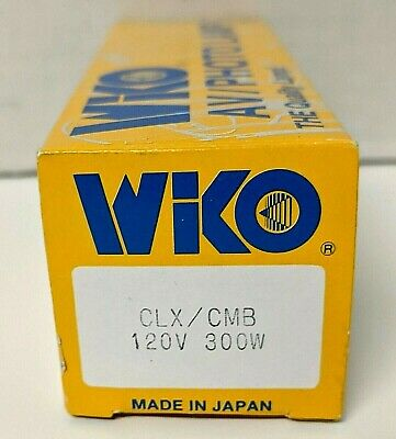 WIKO CLX/CMB Replacement Lamp Bulb 120V 300W NEW