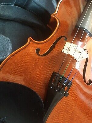 3/4 Stentor Conservatoire Violin Great Fantastic Condition  Hardly Used