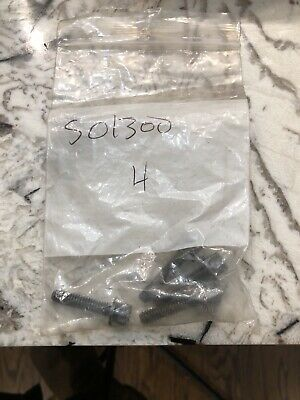 "4 - ""NEW"" Paslode  Part #  501300  S.H.C.S. 1/4-20 X 1-1/4"""