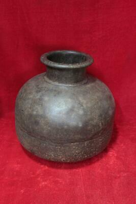 Iron Water Pot Lota Old Antique Vintage Home decor Collectible BI-82