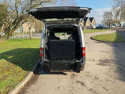 Vauxhall Combo AUTOMATIC WHEELCHAIR ACCESSIBLE mobility disabled ramp disability