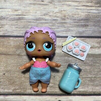 LOL Surprise Doll MERBABY MER BABY Big Sis Sister Dolls Series 1 MERMAID BABE