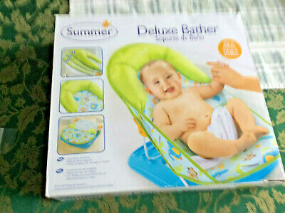 Summer Deluxe Baby Bather for New Born Baby
