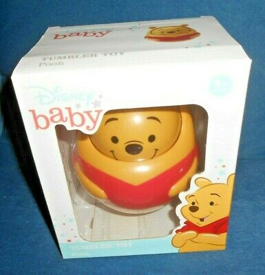Disney Baby Winnie The Pooh Tumbler Toy 6+ Months  New in Box