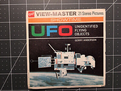 Viewmaster Gerry Anderson UFO set
