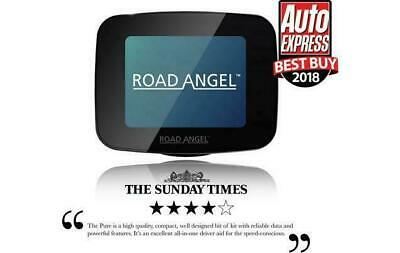 Road Angel Pure Speed Camera Detector With Laser Detector