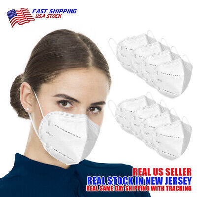 20 PCS KN95 Disposable Face Mask Mouth Cover Protective PACK KN-95 NEW