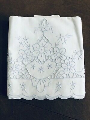 Hand Embroidered Antique Pillow Cases from China