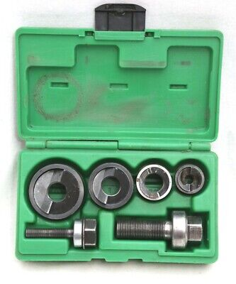Greenlee Knockout Punch Set 7235BB in Hard Case