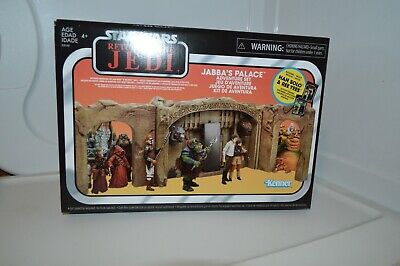 Star Wars Vintage Collection Jabba's Palace VC Walmart exclusive ROTJ no figures