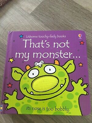 Thats Not My Monster- Brand New