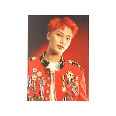 [NCT127]NCT #127/Neo Zone:The Final Round/Punch/Official Postcard - TAEIL