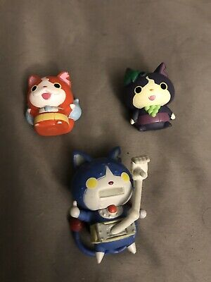 Yokai Watch Toy Lot