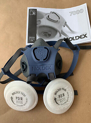 Modelx 7000 Size S Masks With P3 Filters