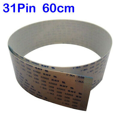 10 x 31Pin 60cm Data Cable for Chinese DX5 Printhead Eco-solvent Inkjet Printers