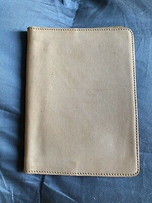Gfeller Leather Nanami Cafe Note Hobonichi A6 Notebook Cover