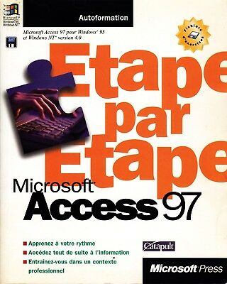 "Informatique. Manuel ""ACCESS 97"""