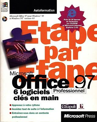 "Informatique. Manuel ""OFFICE 97"""