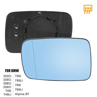 Fits 07-11 Honda Civic Passenger Side Mirror Glass With Back Plate