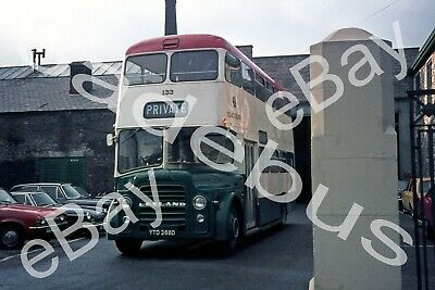 Bus Slide BLACKBURN YTD 288D [133]