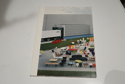 Vitra - Arrange At Home 2005 - Furniture and Illustrations Book -  Eames